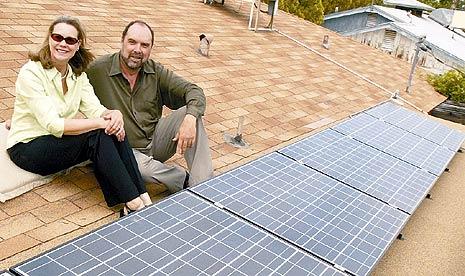 Arwood ADOE solar home